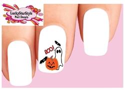 Halloween Ghost Pumpkin Boo